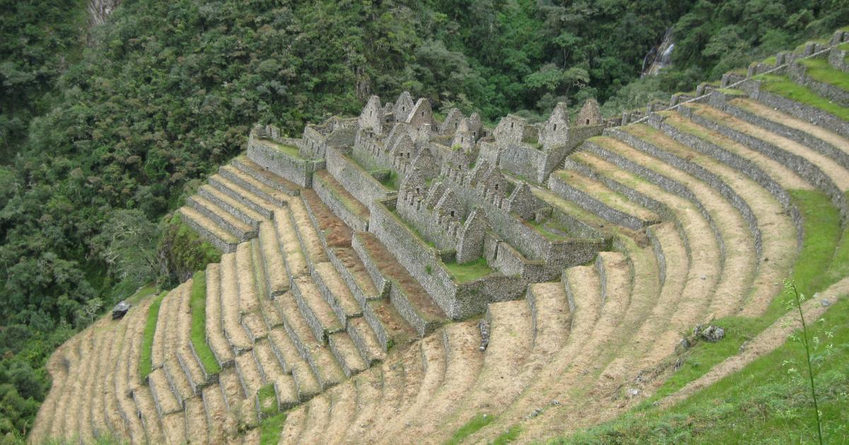 Wiñayhuayna Archeological Site