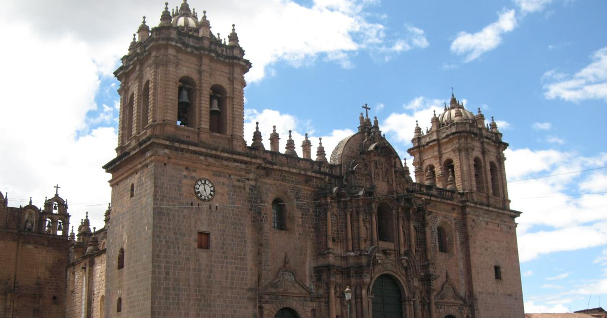 Catedral of Cusco